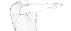 Extensor Stretch 1 | Forearm Stretches