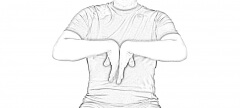 Extensor Stretch v2-1   Forearm Stretches