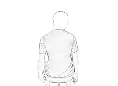 Levitator Scapula Stretch-1 Neck Stretches