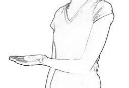 Pronator Stretch 1 | Forearm Stretches