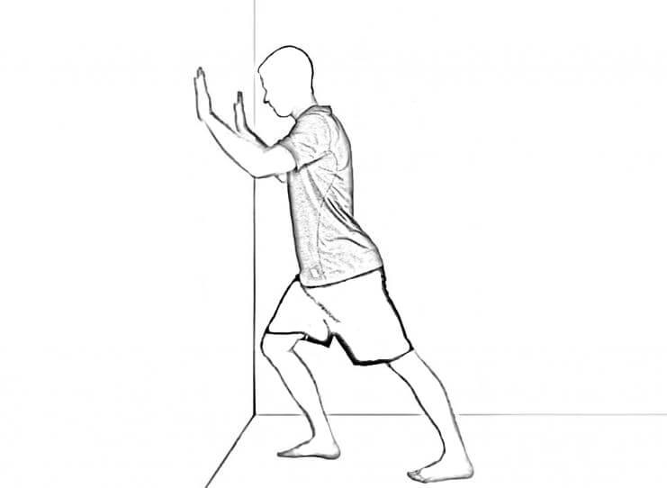 Standing Calf Stretch 2 | Stretches