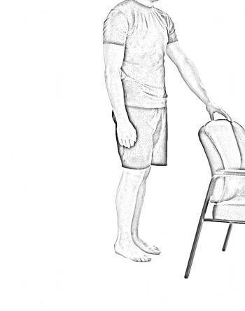 Standing Quad Stretch-1 |Hip Stretches & Quad Stretches