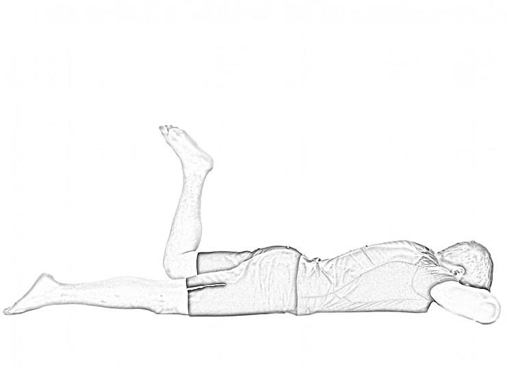 Prone Hip Extension - 2
