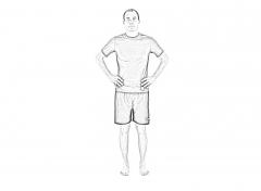 Single Leg Stance - A