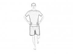 Single Leg Stance - B