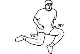 Flexibility Exercises: 90/90 Stretch