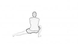 Alternating lateral lunge-1