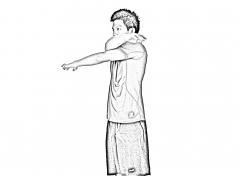 Arms horizontal swings-1