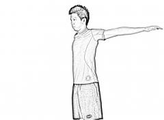 Arms horizontal swings-2