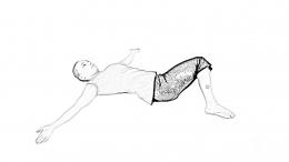 Bent knee twist-2