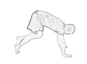 Dynamic soleus stretch-2