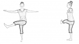 Lateral leg swings-2