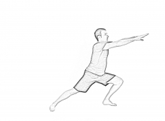 Lateral lunge plus rotation-2