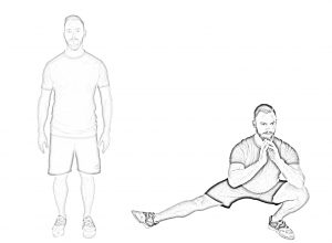Lateral lunges-2