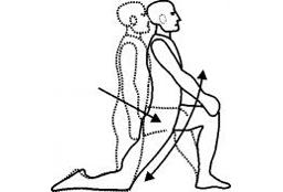 Lunging Hip Flexor Stretch - Flexibility - Quadriceps Stretching