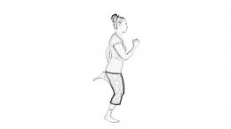 Running butt kicks-2