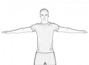 Transverse arms swing-1