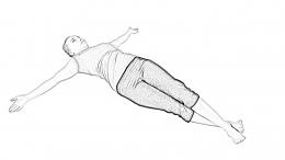 Yoga twist-1